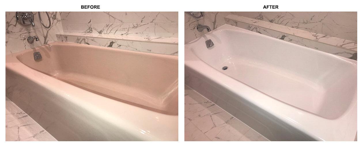 Hotel Bathtub Refinishing - MAK Resurfacing